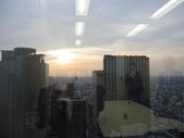 東京‧2011春:夕日