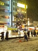 東京‧2012年1-3月:遲到的White Christmas