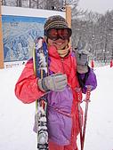 長野‧090116‧北志賀滑雪旅行:花
