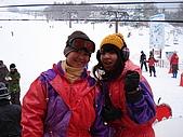長野‧090116‧北志賀滑雪旅行:ヒカル和一欠