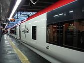 2009 秋‧Back to Japan:新型 Narita Express
