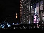 2009 秋‧Back to Japan:東京タワー & 毛利庭園