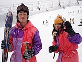 長野‧090116‧北志賀滑雪旅行:一欠和イワザキ