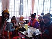 長野‧090116‧北志賀滑雪旅行:午餐時間