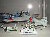 我的模型:1/48 零戰21型(田宮)
