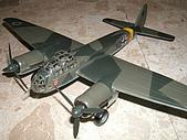 我的模型:1/48 Ju-88A4 (Hobby)