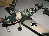 我的模型:1/48 Bf-109G2 (長谷川)