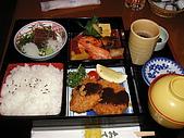 成田機場展望台:我在成田機場吃的餐點