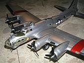 我的模型:1/72 B-17G
