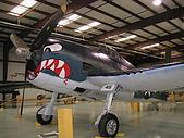 洛杉磯北美佬博物館:F-6F 地獄貓式戰鬥機