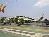 深圳明斯克航母世界:Mi-24雌鹿式直升機