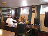 深圳明斯克航母世界:艦長室