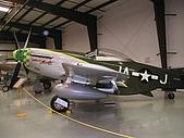 洛杉磯北美佬博物館:P-51D 野馬式戰鬥機