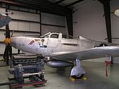 洛杉磯北美佬博物館:P-63 超級眼鏡蛇戰鬥機
