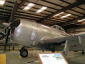 洛杉磯北美佬博物館:P-47D 戰鬥機