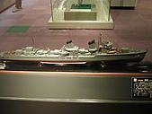 東京船的科學館:二戰驅逐艦敷波