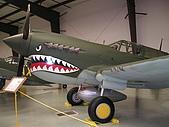 洛杉磯北美佬博物館:P-40E