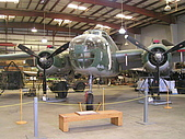 洛杉磯北美佬博物館:B-25 轟炸機