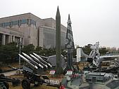 韓國戰爭紀念館:飛彈區, 最高的是飛雲