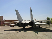 洛杉磯北美佬博物館:F-14 雄貓式