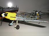 我的模型:1/48 Bf-109E4N (長谷川)