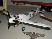 我的模型:1/48 Bf-109G14 (長谷川)