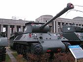 韓國戰爭紀念館:美軍M36驅逐戰車