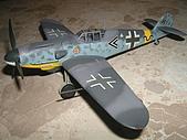 我的模型:1/48 Bf109G6 (ARII)