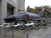 韓國戰爭紀念館:美製F-4C戰鬥轟炸機