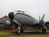 韓國戰爭紀念館:C-54運輸機