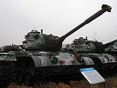 韓國戰爭紀念館:M-47(左)與M-48