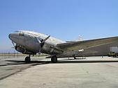 洛杉磯北美佬博物館:C-46 運輸機