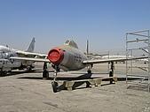洛杉磯北美佬博物館:F-84 戰鬥機