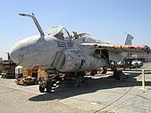 洛杉磯北美佬博物館:A-6 入侵者式攻擊機