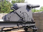 香港海防博物館:64磅前膛砲