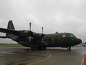 日本自衛隊50週年慶:C-130 運輸機