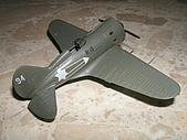 我的模型:1/72 I-16 戰鬥機 (長谷川)