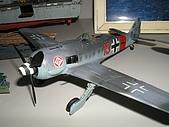 我的模型:1/48 Fw-190A8戰鬥機 (威龍)