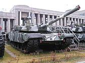 韓國戰爭紀念館:韓國K-1戰車