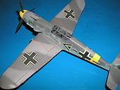 我的模型:1/48 Bf109F2 (長谷川)