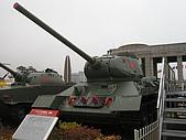 韓國戰爭紀念館:T-34/85