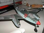 我的模型:1/48 Me-262A-1a (田宮)