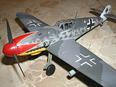 我的模型:1/48 Bf-109G6 (長谷川)