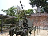 香港海防博物館:波佛斯40砲