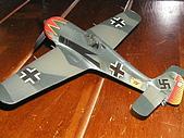 我的模型:1/72 Fw-190A (長谷川)