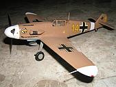 我的模型:1/48 Bf-109F4 (長谷川)
