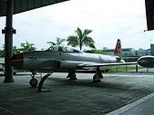 新加坡空軍博物館:T-33 教練機