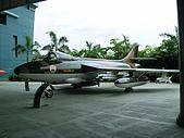 新加坡空軍博物館:Hunter 獵人式戰鬥機