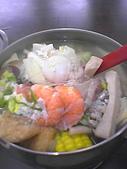 各式鍋物:鍋家族-海鮮小火鍋特寫