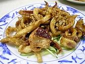 各式鍋物:美味小館-蒜香中卷